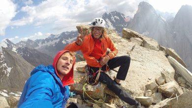 Photo of Con i Ragni di Lecco tra le remote vette del Kirghizistan