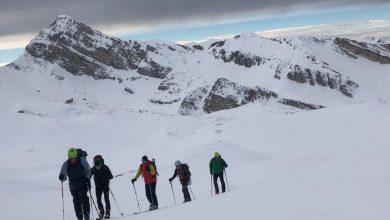 Photo of Ricercatori sul Gran Sasso per testare strumentazioni per il Polo Nord
