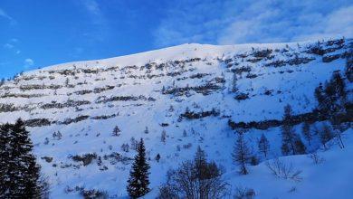 Photo of Valanga sul Bondone. Scialpinista trascinato per 300 metri, illeso