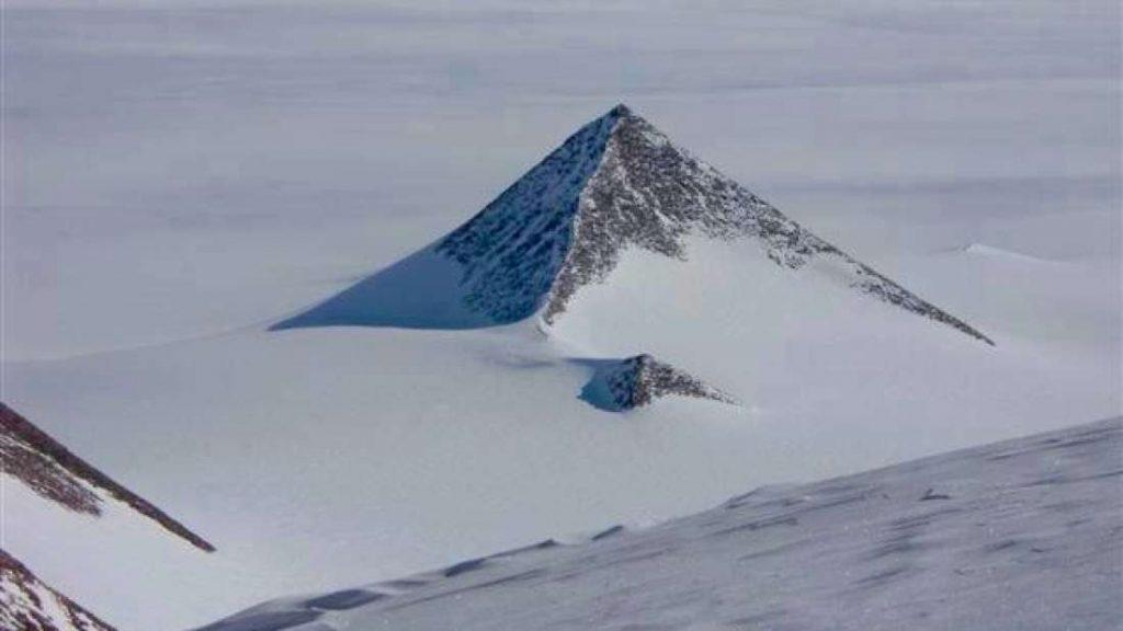 piramide, antartide