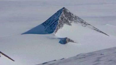"""Photo of I """"nunatakker"""" e il mistero della piramide d'Antartide"""