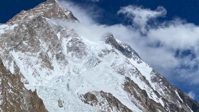 Photo of Al K2 toccati i 7600m, domani forse verso C4. Puja al Manaslu