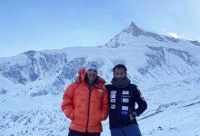 Photo of Simone Moro e Alex Txikon in inverno ancora al Manaslu
