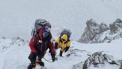 """Photo of Il vento ha spazzato via campo 2 sul K2. Nirmal: """"Sono devastato"""""""