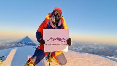 Photo of La prima foto di vetta. Segui gli aggiornamenti dell'invernale al K2