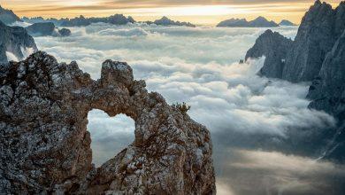 Photo of San Valentino: 5 luoghi dove batte il cuore delle montagne
