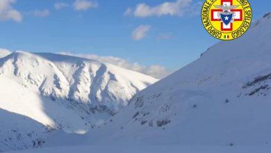 Photo of Monte Velino. Volo di 70 metri per due alpinisti senza ramponi