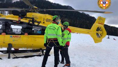 Photo of Ghiaccio e valanghe, tanti incidenti in quota. CNSAS invita alla prudenza