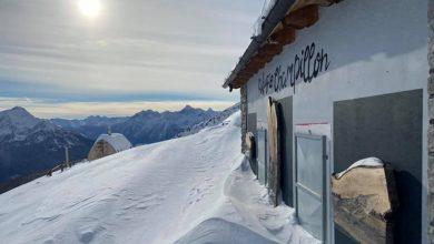 Photo of Valle d'Aosta. Valanga raggiunge il Rifugio Champillon, danneggiati tetto e camere