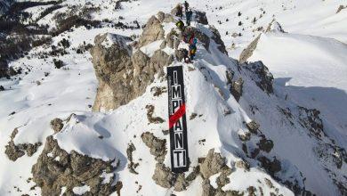 """Photo of """"Basta impianti"""". Protesta in Dolomiti sulla Cima Settsass"""