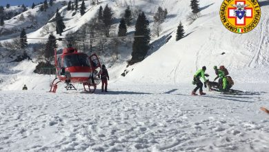 Photo of Aria di primavera e tanta gente in quota. Weekend senza tregua per il Soccorso Alpino