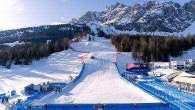 Photo of La neve rallenta l'avvio dei Mondiali di Sci Alpino a Cortina. Le nuove date