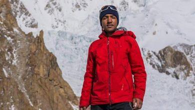 Photo of Sajid Sadpara al K2 per cercare il padre