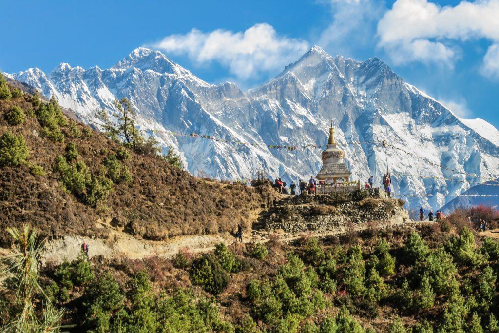 nepal, himalaya, cambiamenti climatici