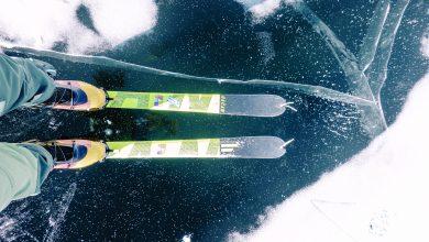 Photo of 4 amici, un paio di sci e il cambiamento climatico
