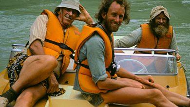 """Photo of """"Dall'oceano al cielo"""". L'epica avventura di Edmund Hillary lungo il Gange"""