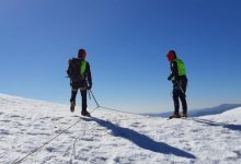 Photo of Weekend di sole e incidenti in quota. Soccorso Alpino in azione giorno e notte