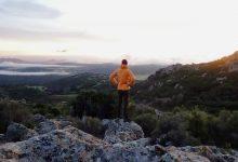 Photo of Elia Origoni, a piedi e a remi lungo il Sentiero Italia CAI