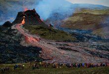 Photo of Islanda. Le eccezionali immagini dell'eruzione a Geldingadalur