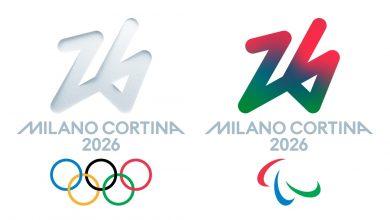 Photo of Milano-Cortina 2026. Scelto il logo delle Olimpiadi Invernali