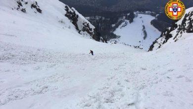 Photo of Apinisti incrodati sull'Alben. Intervento complesso per meteo avverso