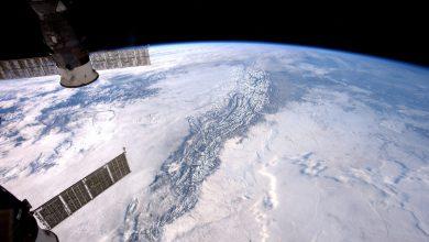 Photo of Uno sguardo dallo Spazio sulle montagne della Terra