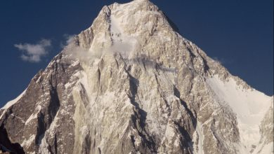 Photo of Gasherbrum IV