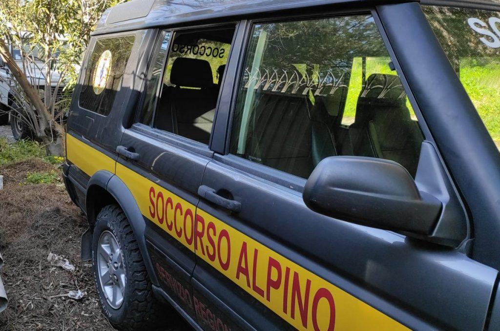 furto, soccorso alpino, sicilia, palermo