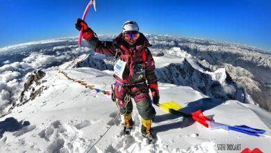 Photo of Stefi Troguet, una spedizione al Dhaulagiri prima di Broad Peak e K2