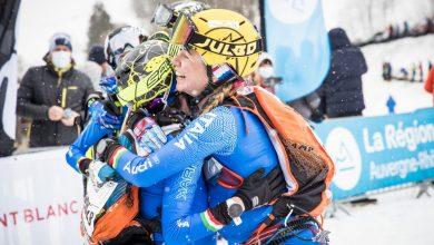 Photo of Pierra Menta, azzurri inarrestabili. Boscacci, Magnini, De Silvestro e Murada Campioni del Mondo Long Distance