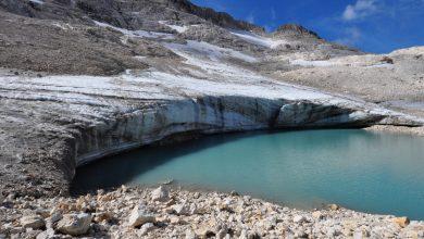 Photo of Insieme ai ghiacciai sta iniziando a ridursi anche l'acqua