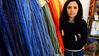 Photo of Valeria Gallese e AquiLANA, una storia femminile e di successo ai piedi del Gran Sasso