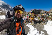 "Photo of Omar Di Felice: ""Il Nepal? Un Paese di contrasti. Ora si punta all'Everest"""