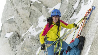 Photo of Anna Torretta, quando la guida alpina è donna