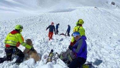 Photo of Incidenti per ghiaccio e valanghe nel primo weekend di primavera