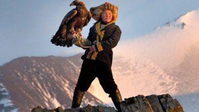 """Photo of """"La principessa e l'aquila"""". Una storia di coraggio e ribellione tra le vette della Mongolia"""
