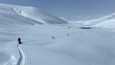 Photo of Partita la prima traversata invernale in autonomia dell'altopiano del Deosai