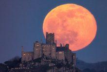 Photo of Snow Moon. La spettacolare luna piena di febbraio