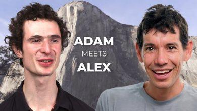 Photo of Adam Ondra e Alex Honnold. Una chiacchierata su arrampicata e vita da climber