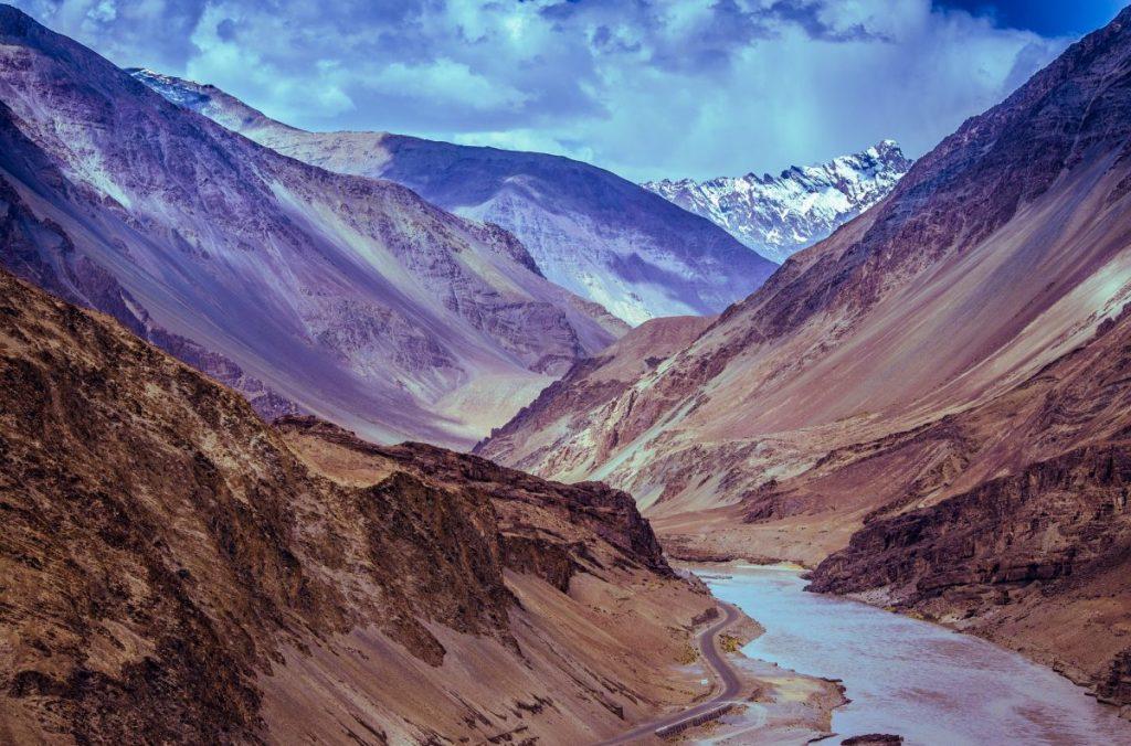 india, kashmir, himalaya