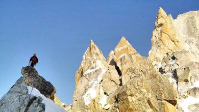 Photo of Nuova via sul massiccio del Monte Bianco per Will Sim e John McCune