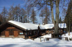 rifugio alpino, val di cembra
