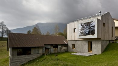 Photo of L'architettura delle Alpi. Passato, presente e sostenibilità ambientale