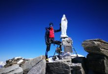 Photo of Sebastien Guichardaz, promessa dello sci alpinismo