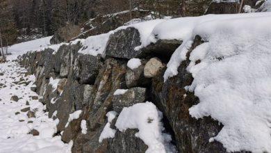 """Photo of Buone notizie per la Val di Mello: """"Un errore, il muro verrà abbattuto"""""""