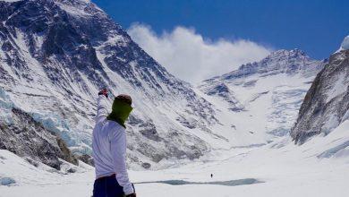 Photo of Colin O'Brady punta alla prima traversata Everest-Lhotse senza ossigeno