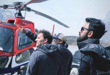 Photo of Vetta sull'Annapurna con corde e ossigeno portati a C4 in elicottero