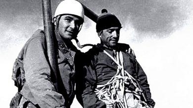 Photo of Addio a Silvio Jovane, il signore del Paretone del Gran Sasso