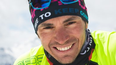 Photo of Philipp Ausserhofer entra nel team di trail running di Karpos