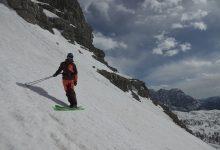 Photo of Tra le Dolomiti di Brenta per scoprire lo sci ripido – Video Tutorial sci ripido – Episodio 1